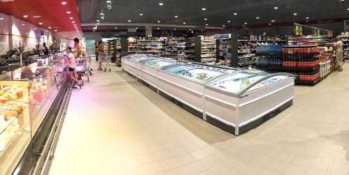 Klimatyzacja sklepu Clima