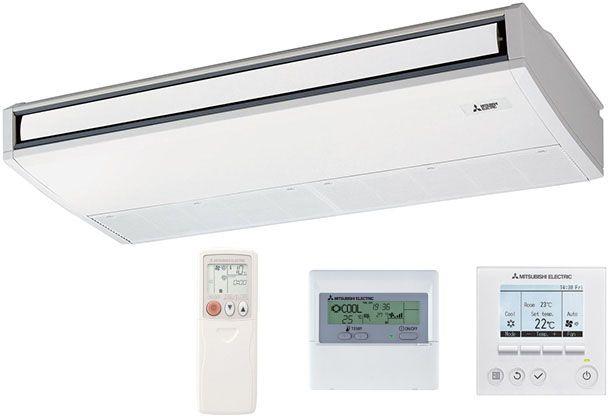 Klimatyzator podstropowy Mitsubishi Electric