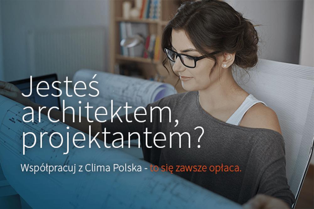 Współpraca z architektami Clima