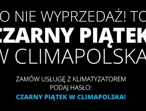 Czarny Piątek w ClimaPolska!