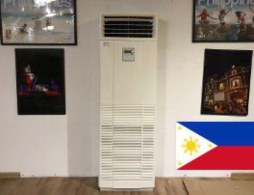 Nasz klimatyzator w ambasadzie Filipin!