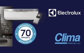 Promocja klimatyzator Elektrolux