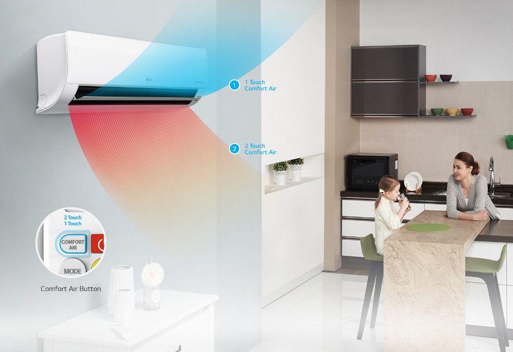 Klimatyzatory LG Warszawa
