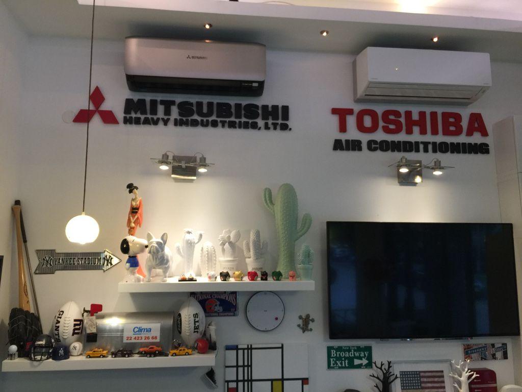 Klimatyzatory Toshiba Warszawa