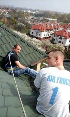 Montaż klimatyzacji na dachu Warszawa