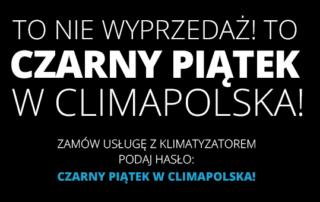 Czarny piątek w ClimaPolska