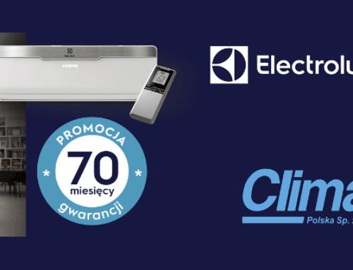70 miesięcy satysfakcji z Electrolux, zapytaj nas o szczegóły