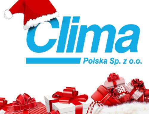 Życzenia Świąteczne od Clima Polska!