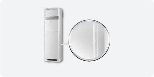 Cabinet boczny wlot powietrza