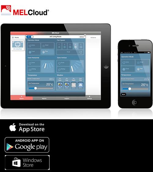 MEL-cloud