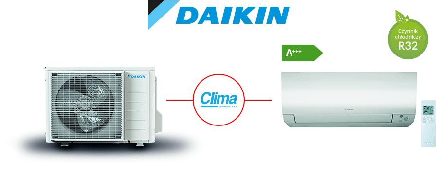DAIKIN Split PERFERA FTXTM-M + RXTM-N