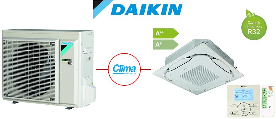 System Sky Air FCAG-B + RXM-N9 DAIKIN