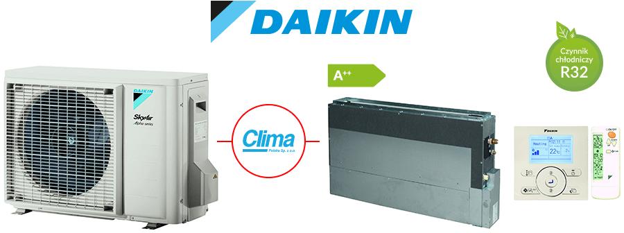System Sky Air FNA-A9 + RZAG-A DAIKIN