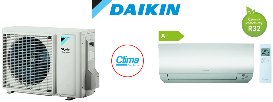 System Sky Air PERFERA FTXM-N + RZAG-A DAIKIN