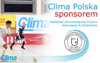 clima-polska-sponsorem-druzyny-azs-wilanow
