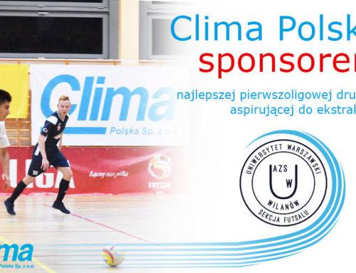 Wspieramy młodych piłkarzy AZS UW Wilanów – Futsal