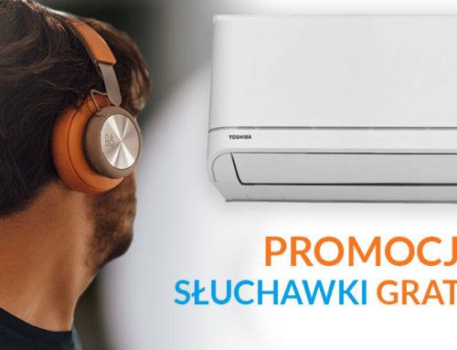 Promocja – kup klimatyzację z montażem i otrzymaj słuchawki B&O