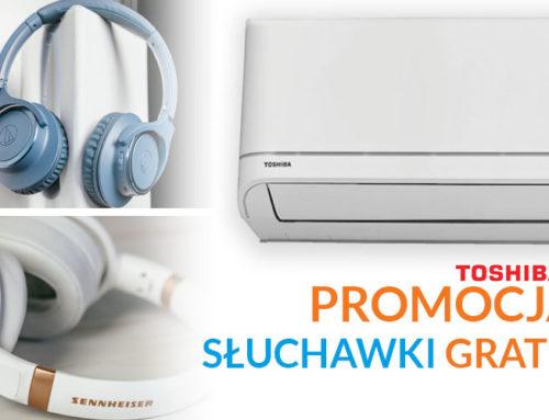 Promocja Toshiba Shorai Premium – słuchawki SENNHEISER lub AUDIO-TECHNICA gratis