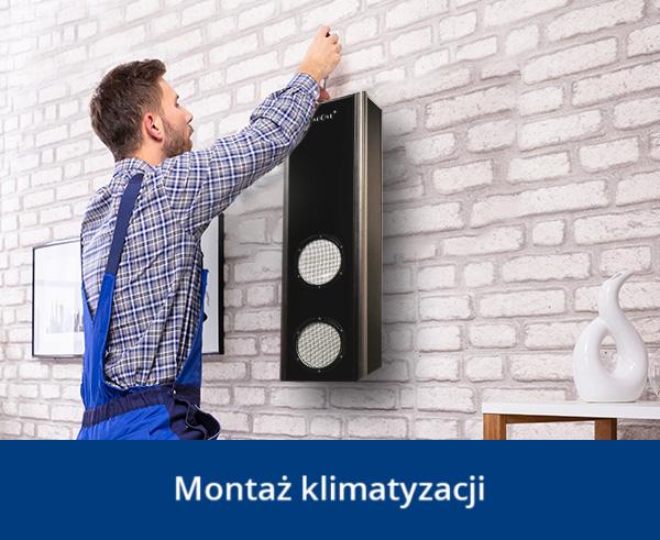 Montaż klimatyzacji Warszawa