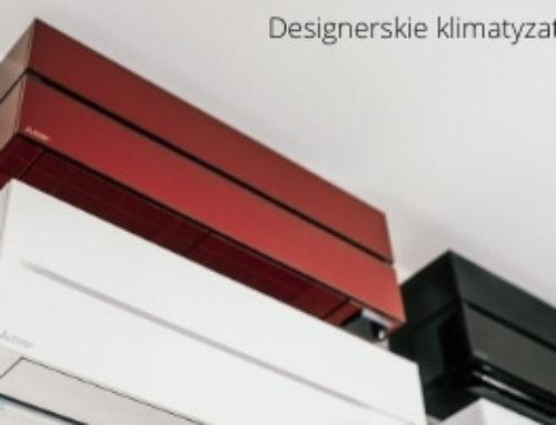Designerskie klimatyzatory