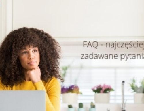 FAQ – najczęściej zadawane pytania