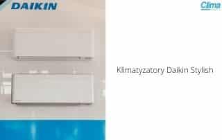 klimatyzator daikin stylish