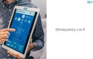 klimatyzator z wifi