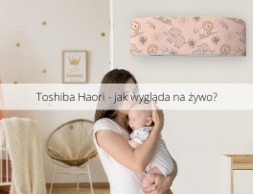 Toshiba Haori – jak wygląda na żywo?